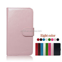 factory price phone cases wallet leather cover case for Amoi N890