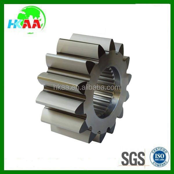 Custom all kinds of large spur gear with best quality