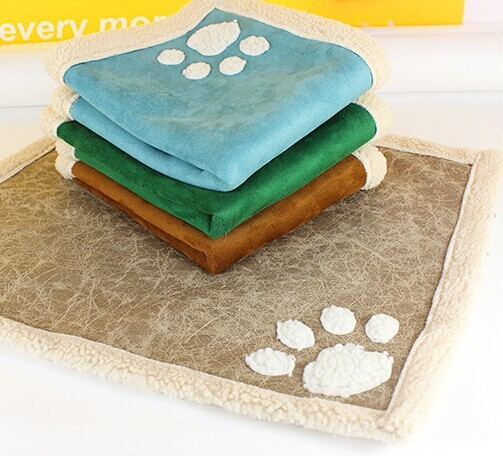 Faux Suede Cloth Pet Mat Bed Mattress 2015 New Products Wholesale Pet Products Pets And Dogs Accessories