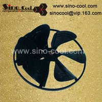 SC-FB-02 air conditioner plastic fan blade