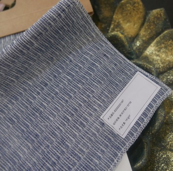 100% Linen mens shirt fabric curtains fabric