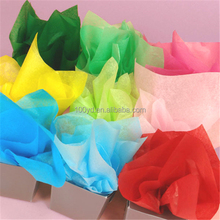 Custom Colored Recycled Printed Waxed Paper For Gift Wrapping