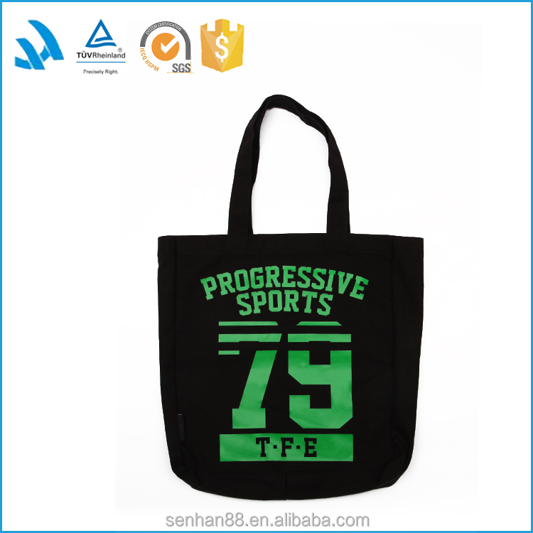 Wholesale custom made reusable eco muslin shopping bag , recycle cotton shopping bag with logo