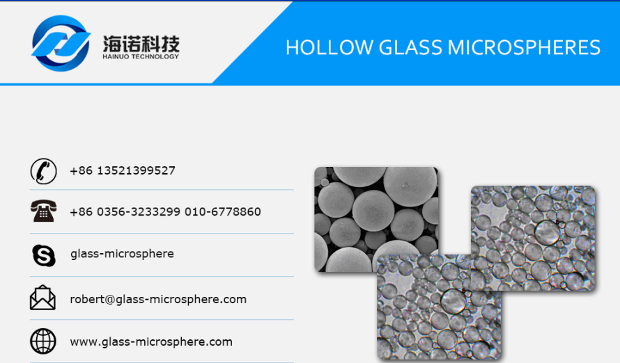 lightweight hollow glass beads for Auto Body Parts
