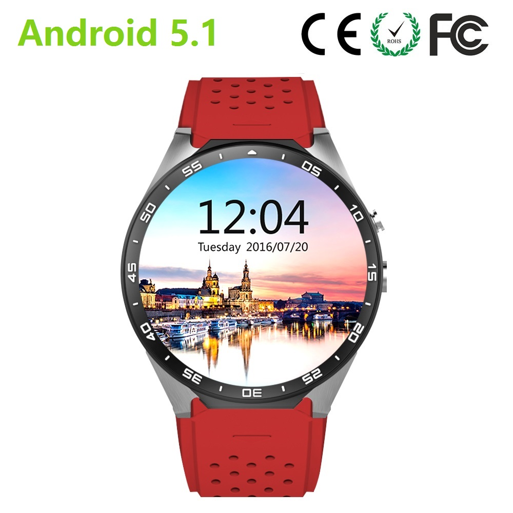 2016 new waterproof android hand watch mobile phone with GPS GSM/WCDMA 3G,WIFI