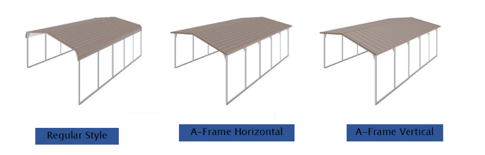 Metal Carports Frame Parts - Buy Metal Steel Shelter,A Durable ...