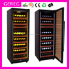 168 bottles Wine cellar Hot Sell Electric Compressor Display Wine Cooler
