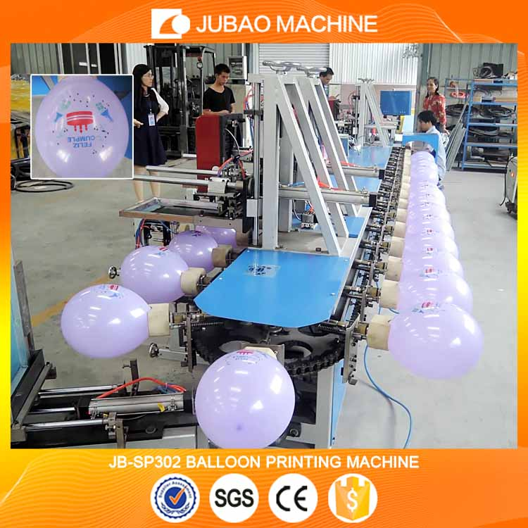 New Jb-sp302b Balloon Printing Machine - Buy Balloon ...