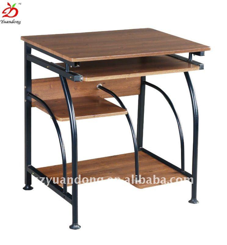 Petit bois ordinateur de bureau m tallique avec des prix pas cher bureaux d 39 ordinateur id de - Petit ordinateur de bureau ...