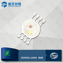 Shenzhen Factory Supply 8 Leads Full Color High Power RGBW Led Diode 10W