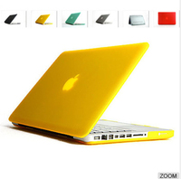 Frosted hard shell matte case for macbook pro 13,for macbook pro 13.3 matte case