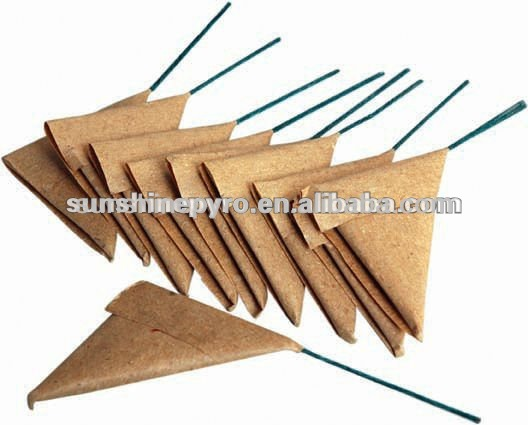 fireworks triangle cracker thunder bomb firecracker