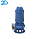 Submersible dirty water transfer pump for sewage drainage