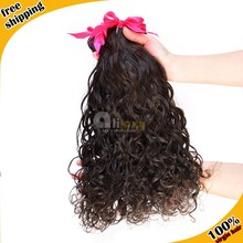 Aliluxy grade 7a water wave 100 virgin remy human supreme malaysian hair