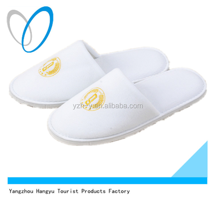 wholesale hotel disposable high quality eva custom slippers