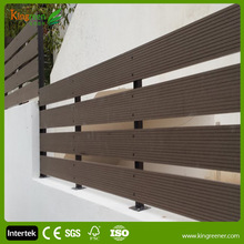 Kingreen Privicy WPC Fence Cover Plastic Panals