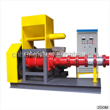 New Products Automatic Floating Fish Feed Extruder soybean extruder machines