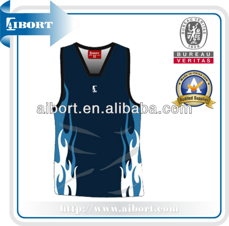 SUBBS-373-3 sublimated basketball uniforms suppliers