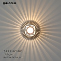ceiling and wall decoration washer halogen lighting -- Scattered light design 50w ceiling light