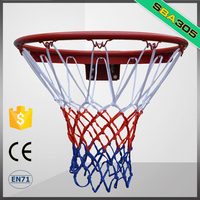 heavy duty basketball ring size
