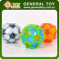Wholesale Kids Plastic Electric Bouncing Ball with Light and Music