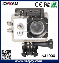 Most competitive price sale W9 2.0 Inch lcd fuh 1080p waterproof sj4000 mobius actioncam
