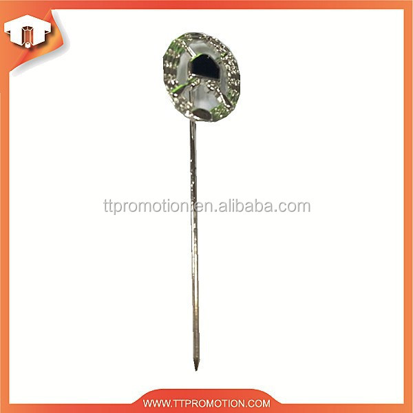 OEM manufacture factory long needle lapel pin