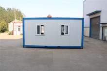 China portable manufacturer of modular detailed examination home container 20ft
