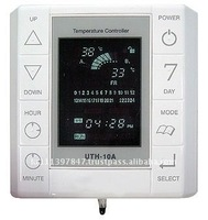 UTH-10A Large VFD Type Full Display Digital Thermostat