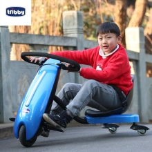 Tribby kids electric drift trike for children high quality shaft drive tricycle