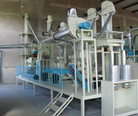 Energy saving wheat flour mill machine/flour mill plant/wheat flour milling for sale