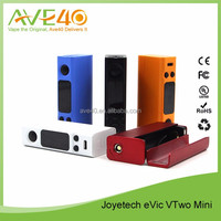 Best Selling Electronic Cigarette Spring Loaded 510 Joyetech eVic VTwo Mini
