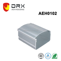 Aluminum Enclosure/Heatsink Shell/Extruded Profile