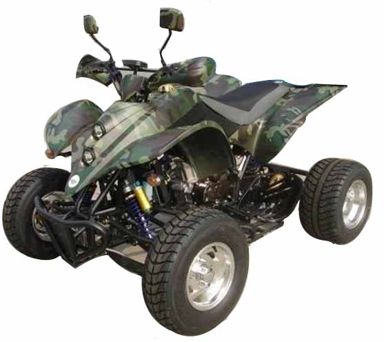 Reliable manufacturer All-terrain vehicle ATV 250cc EEC