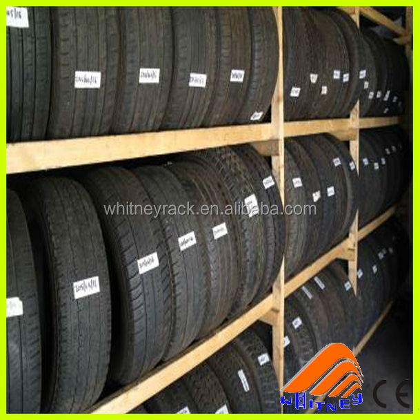 warehouse tire racking, car tire rack, rack for tyre