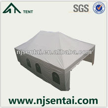 High Quality Outdoor Trade Show wedding decorations gazebo/screened canopy tent/gazebo foot leg weights for marquee tent