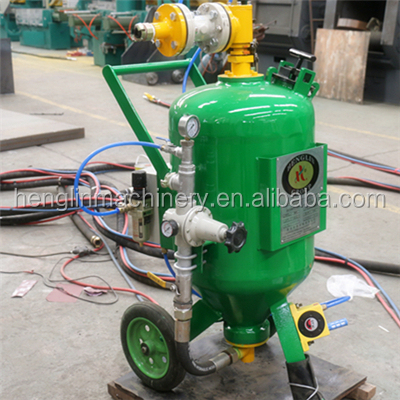 DB 150 dustless high pressure water blaster