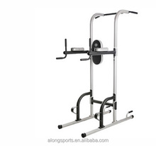 Chin Up Pull Up Power Tower Vertical Knee Raise Dip Station Workout Bar