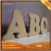 Wholesale Wood Lovely Letters Laser Cut Wood Letters