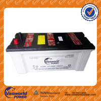 Hot item 46B24R 12v45ah dry charged rechargable battery prices in pakistan