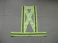 Custom Hi-Vis Reflective Oxford Safety Belts