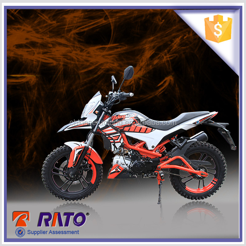 China new design 125cc racing motorcycle