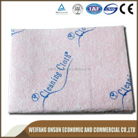 various color embossed felt,polyester needle felt,thick polyester fabric