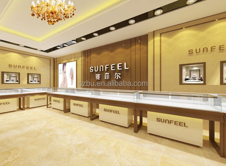 Freedesign Jewelry Shop Interior Designjewellery Display