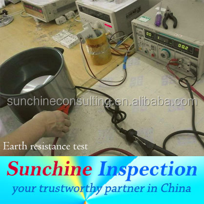 China professional quality inspection agent for electric cooker/Home Appliance quality control for oversea buyers