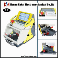 China Hot Sale Automatic Key Cutting Machine with Ten Languages Supported / SEC-E9 Computerized Key Cutting Machine