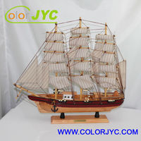 Handcraft Sailing Boat wooden Model Ship
