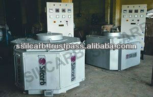 Aluminum Crucible Furnace for Melting