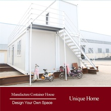 Cost efficient easy modern prefab shed office