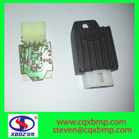 Jialing Motorcycle Parts for Chinese Motorcycle Single Phase Voltage Regulator